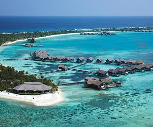 Shangrila´s Vilingili Resort and Spa